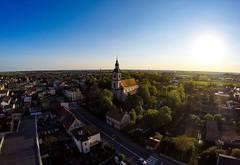 Church (I Love Canon <3) Tags: city landscape town fly flying 4 poland polska solo hero wielkopolska gopro 3dr krobia