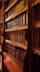 Neatly Arranged 2348 (Thorbard) Tags: wood bristol wooden interior library victorian somerset books bookshelf statelyhome nationaltrust bookshelves interiordesign countryhouse tyntesfield victoriangothic canonefs1585mmf3556isusm