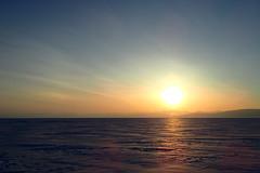 Coucher de soleil sur le lac Bakal (8pl) Tags: winter sunset lake snow hiver lac neige bakal  infinitexposure