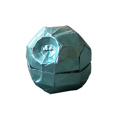 Death Star (Modular) (starwarigami) Tags: starwars origami modular spacestation deathstar starwarsorigami origamistarwars