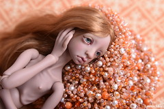 DSC_1993 (jullery) Tags: girls portrait girl beauty design beads doll bead bjd beadwork delica beadsofglass bjtales