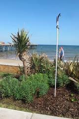 IMG_1953Site4 (janohighway) Tags: summer sculpture art design seaside community selection environment choice recycling collective debate teignmouth outdoorart ecoart sculpturetrail devonuk womenartists trail2016