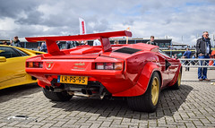 Lamborghini Countach 5000 Quattrovalvole (Pieter B. Photography.) Tags: old red italy holland classic netherlands car photography gold italian nikon italia unique sunday wheels nederland spot bull oldschool special event exotic oldtimer tt nl 5000 circuit rood luxery lamborghini viva luxury exclusive supercar luxe spotting countach sportscar spoiler itali v12 lambo stier vivaitalia ttcircuit quattrovalvole supercarsunday autogespot lambolove pieterbuursma pieterbphotography pieter97 pbstradale