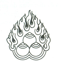 Original Chögyam Trungpa drawing