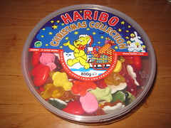 Haribo christmas mix 2011 (Like_the_Grand_Canyon) Tags: germany candy wine sweet german gummy weingummi weihnachtsmischung