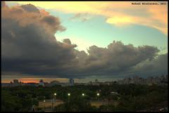 Pr do sol tempestuoso (Nicolaidis, R) Tags: sunset portoalegre cus 2011 d90 challengeyouwinner blinkagain bestofblinkwinners