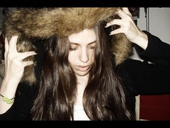 it's a damn cold night (Macarena.V) Tags: portrait black me self hair myself long skin yo pale nails wavy