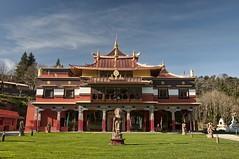 Lerab Ling - Temple (Capt&Clik) Tags: temple buddhism southoffrance tibetanbuddhism rigpa lerabling sogyalrinpoche