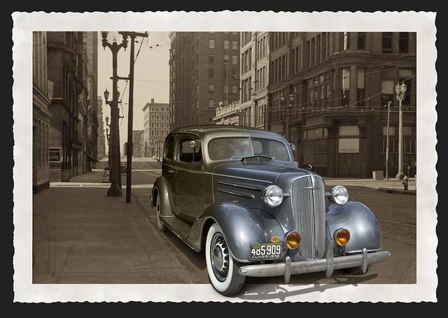 THE DECADE 1930 - 1940