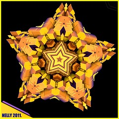 *STAR* (MONKEY50) Tags: abstract black color colour art colors beautiful yellow digital colours purple kaleidoscope mandala mauve fractal paintshoppro fractals breathtaking kaleidoscopes mandalas flickraward theunforgettablepictures colourartaward awardtree blinkagain