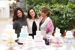 Con Rosalia, Maria e Caroline (California Bakery) Tags: cakes milano dolci decorazione cakedesign celebrationcakes californiabakery torteapiani americandecoration