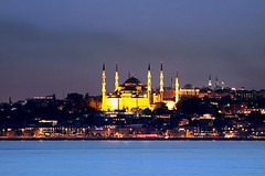 Mosque1 / stanbul (I am ah) Tags: sea shot super istanbul mosque cami bosphorus boazii boaz supershot mygearandme blinkagain