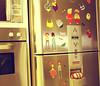 geladeira de Ana Carol Bernabé - vitória, es (MACUNAÍMÃS) Tags: amy geladeira ímãs imas ímã julisboa juuz macunaímãs macunaias