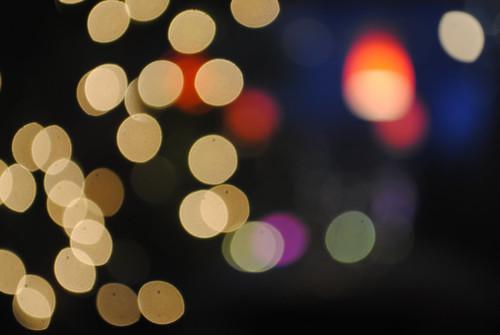 The Bokeh of Christmas
