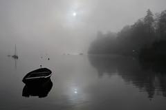 Brouillard (rogermarcel) Tags: mist water fog river boat rivire bateau brouillard brume doubleniceshot tripleniceshot mygearandme mygearandmepremium ruby15