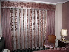 """Cortinas Clásicas con Bando • <a style=""""font-size:0.8em;"""" href=""""http://www.flickr.com/photos/67662386@N08/6501348443/"""" target=""""_blank"""">View on Flickr</a>"""
