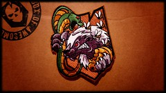ITS Tactical: Honey Badger Morale Patch (Pig Monkey) Tags: its patch morale tactical honeybadger