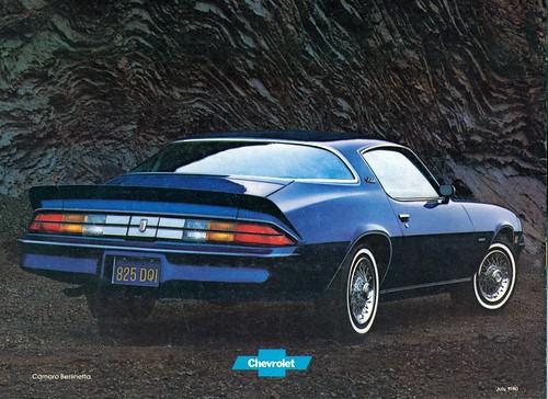 Chevrolet Camaro: 1970-1981, 2nd generation | AmcarGuide.com ...