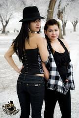 Washingtoneras (esafirmehyna.com) Tags: gangster gangsta pinup loca homegirls locas chola lokas cholapinup