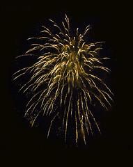 Firework (Ben124.) Tags: night dark evening colours display firework bonfire colourful splash bonfirenight fireworkdisplay