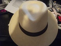 October302010 014 (panamaecuador) Tags: ecuador hats panama paja cuenca panamahats montecristi toquilla october302010