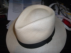 October302010 017 (panamaecuador) Tags: ecuador hats panama paja cuenca panamahats montecristi toquilla october302010