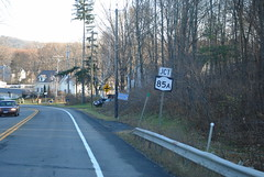 DSC_0137 (I.C. Ligget) Tags: road park county new york signs sign john scotland traffic state route signals albany shield salem boyd signal 85 shields 156 85a 157 thacher a voorheesville