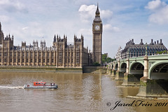 Palace of Westminster (SewerDoc (200 Explores)) Tags: uk england london thames boats bigben clocktower theriverthames westminsterbridge parliamentbuildings palaceofwestminster mygearandme blinkagain