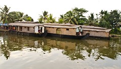 Rest Point for boat houses, Allepey (pankaj.anand) Tags: houseboat kerala backwaters allepey boathoue