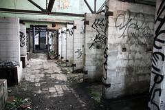 Hasard Cheratte (sensaos) Tags: urban abandoned mine factory belgium decay exploring ruin belgië dressingroom exploration abandonment ue urbex