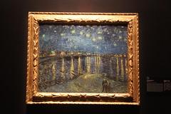 Starry Night (jdithchew) Tags: vangogh starrynight vincentvangogh nationalmuseumofsingapore dreamsandrealitymasterpiecesofpaintingdrawingandphotographyfromthemusedorsayparis