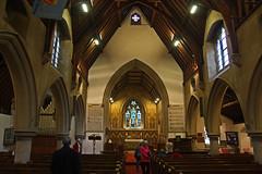 Great Malvern, Worcestershire. Holy Trinity, Link Top. (Tudor Barlow) Tags: autumn england victorian churches worcestershire greatmalvern parishchurch tamron1750 wdhct worcestershireanddudleyhistoricchurchestrust malvernlinktopholytrinity