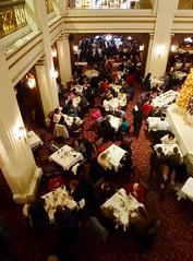 the walnut room (army.arch) Tags: chicago illinois il marshallfields macys walnutroom departmentstore restaurant nationalhistoriclandmark nhl