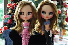 Sarinha e Bonnie