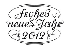 Happy New Year ! (frank&frei) Tags: happynewyear 2012 frohesneues