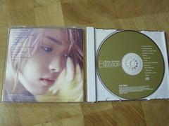 原裝絕版 2000年  知念里奈 Rina Chinen Passage ~Best Collection~ CD 港版 中古品 2