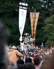 P7 (myKoola) Tags: kyoto parade matsuri jidai