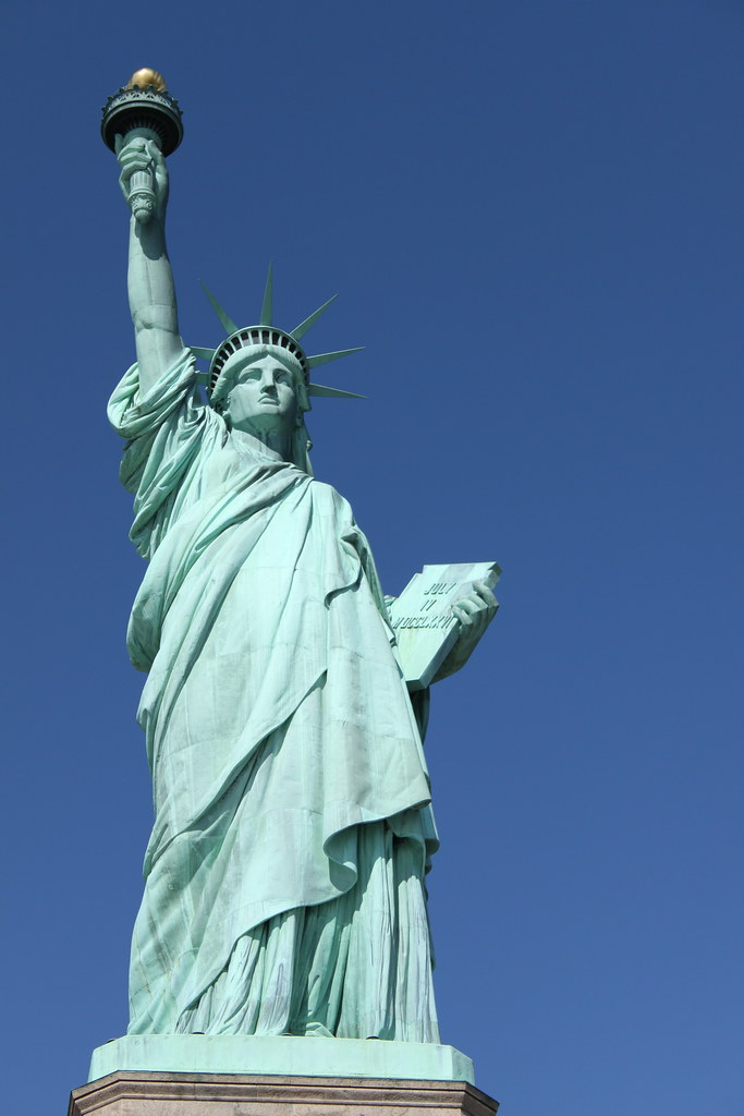 Liberty Statue, New York by antxoa, on Flickr