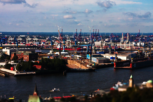 Hamburger Hafen [Port of Hamburg]