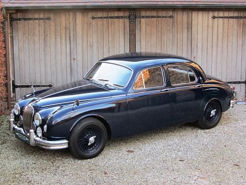 Jaguar Mk1 2,4 Litre (1957).