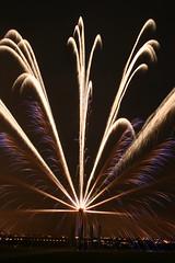 Fireworks Axe Majeur (M@m@t) Tags: paris saint de firework esplanade axe christophe janvier 07 feu dartifice 2012 feux cergy majeur ptards