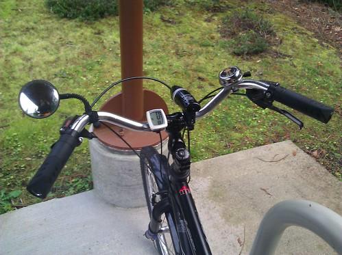 New handlebars!