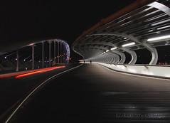 Puente (i.lekuss * Iaki Lekuona *) Tags: puente enero nocturna bizkaia iaki barakaldo leku 2011 gallarta miradafavorita