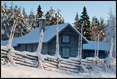 Högheds Fäbod (mmoborg) Tags: winter snow cold kyla vinter snö 2012 mmoborg mariamoborg thepinnacle20120225