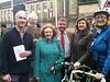MSPs at the On Yer Bike event (The Climate Coalition (UK)) Tags: cycling standrewshouse scottishgovernment onyerbike jimhumemsp alisonjohnstonemsp elainemurraymsp claudiabeamishmsp