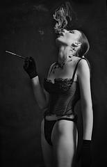 12 (Beth Rhybudd Iechyd?) Tags: cigarette smoking holder