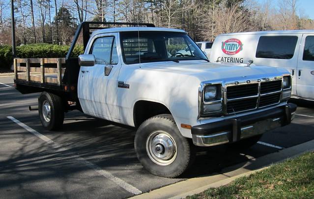 truck nc power farm north pickup 1993 carolina dodge 1991 ram 250 ncnick