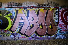 ABOO (STILSAYN) Tags: california graffiti oakland bay area 2012 aboo