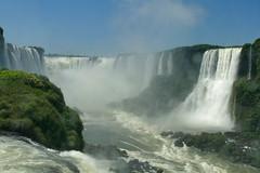 Garganta del diablo. Iguazu, Brazilian side (Stassia) Tags: iguazu iguassu iguacu brazil argentina waterfalls travel southamerica nature water