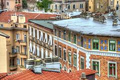Case di Trieste (Fil.ippo) Tags: trieste case abitazioni architettura building architecture zoom colors d5000 filippo abigfave flickrdiamond filippobianchi